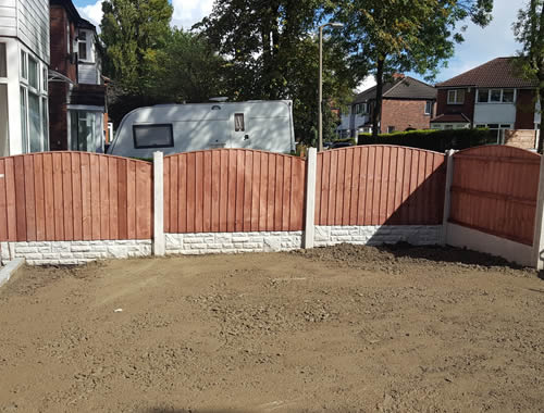 fencing Colchester